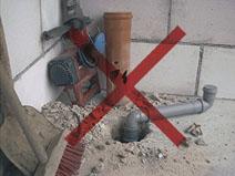 Airfit Abwasser-Innen-Reduzierstücke erleichtern die Arbeit auf der Baustelle