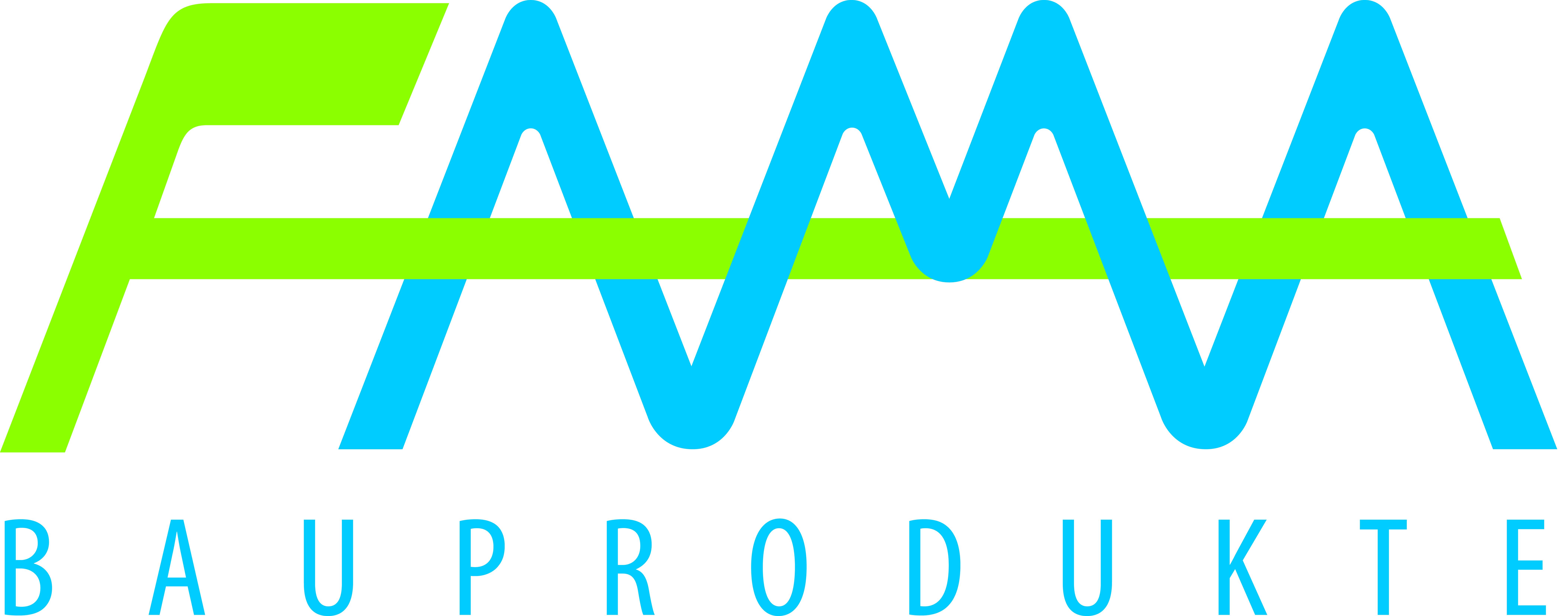 Fama Bauprodukte-Logo
